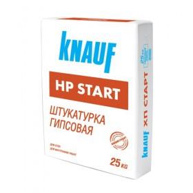 Штукатурка гипсовая КНАУФ (KNAUF) ХП Старт (HP-Start), 25 кг