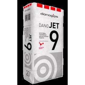 Шпаклевка полимерная финишная DANO JET 9 , 20кг
