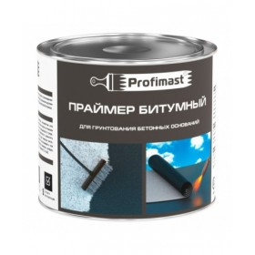 NEW PROFIMAST Праймер битумный 2л/1,8кг