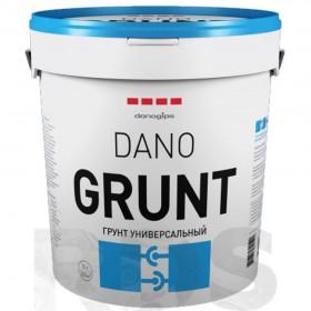 Грунт универсальный Dano GRUNT 10л (синяя кр.)