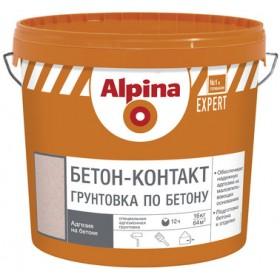 Грунт Alpina EXPERT Бетон-Контакт 16кг