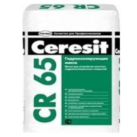 ХЕНКЕЛЬ (HENKEL) Ceresit СR 65/5 Цементный гидроизоляционный материал, 5 кг
