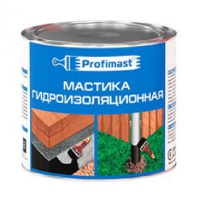 NEW PROFIMAST Мастика гидроизоляционная 2л/1,8кг