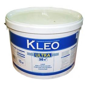 Клей обойный КЛЕО (KLEO) Kleo ULTRA, 10кг