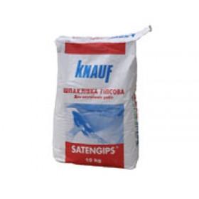 Шпаклевка КНАУФ (KNAUF) Сатенгипс, 25 кг