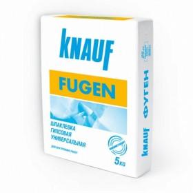 Шпаклевка КНАУФ (KNAUF) Фуген, 25 кг