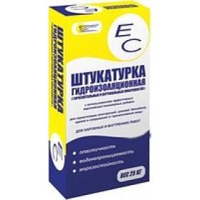 Штукатурка гидроизоляционная ЕКАТЕРИНОДАРСКИЕ СМЕСИ (EC), 25кг