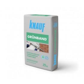 Штукатурка КНАУФ (KNAUF) Грюндбанд, 25 кг