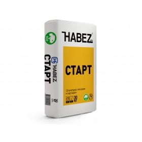 Штукатурка ХАБЕЗ (HABEZ) гипсовая Старт, 30кг